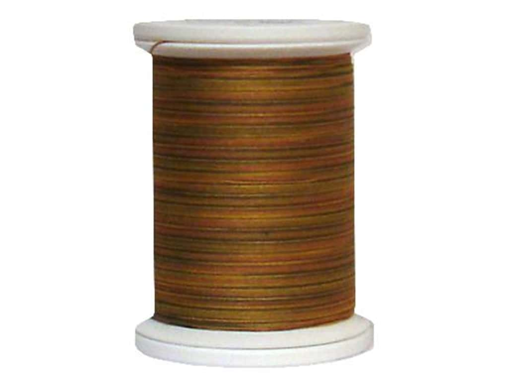 YLI Machine Quilting Thread 500 yd. #V08 Green to Tan