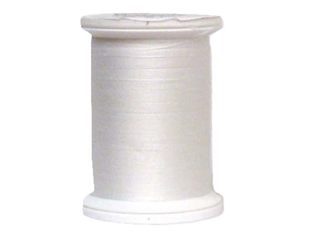 YLI Machine Quilting Thread 500 yd. #WHT White