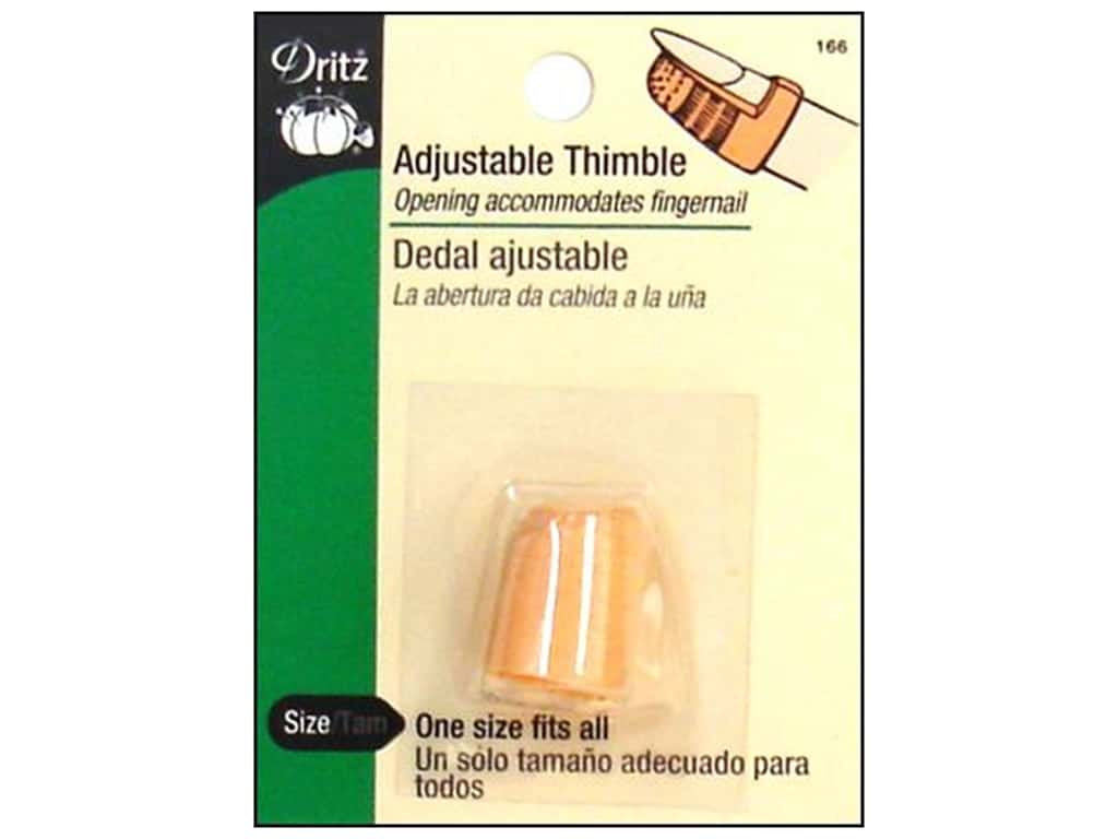 Dritz Adjustable Thimble