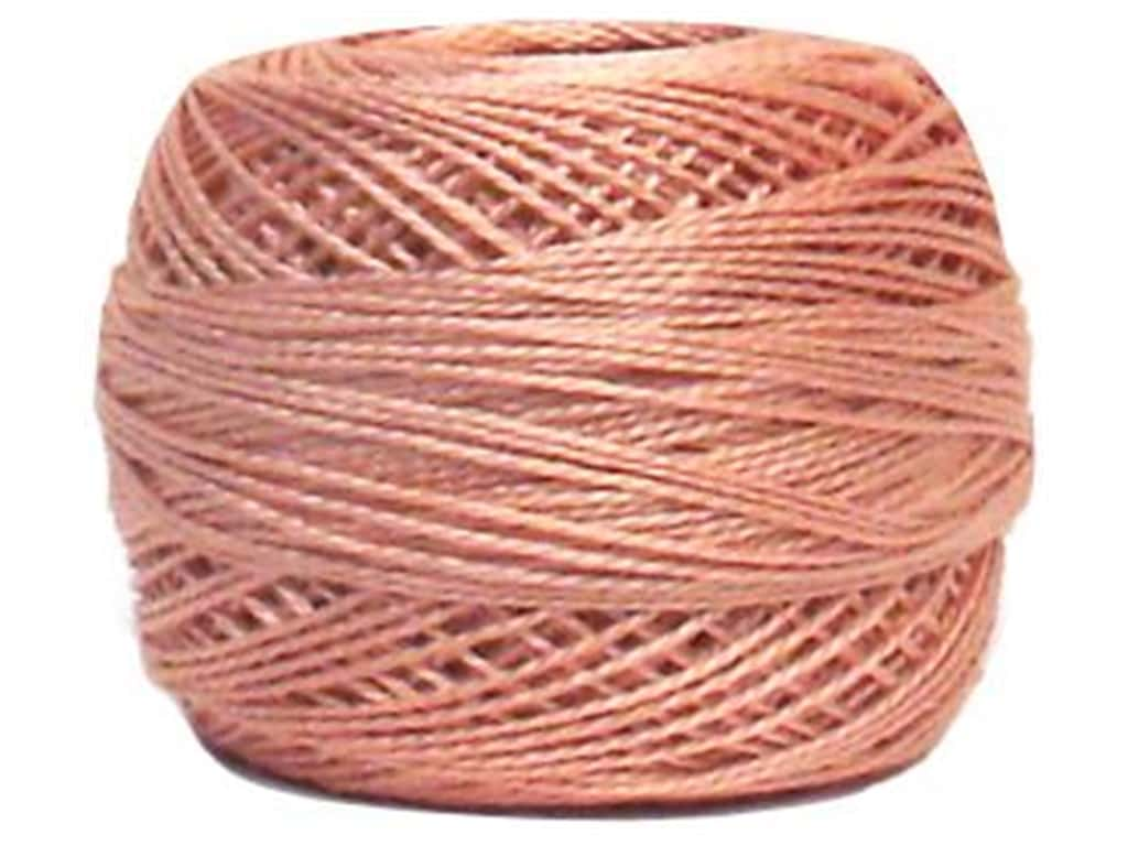 DMC Pearl Cotton Ball Size 8 #224 Light Dusty Pink (10 balls)