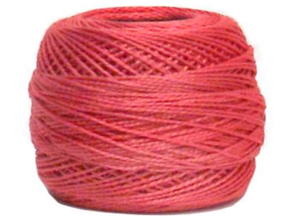 DMC Pearl Cotton Ball Size 8 #335 Rose (10 balls)