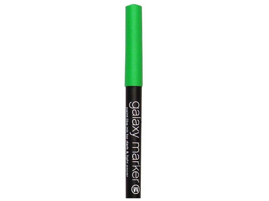 American Crafts Galaxy Marker Medium Tip Green