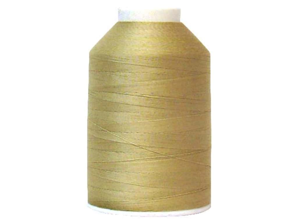 YLI Machine Quilting Thread 3000 yd. #002 Ecru