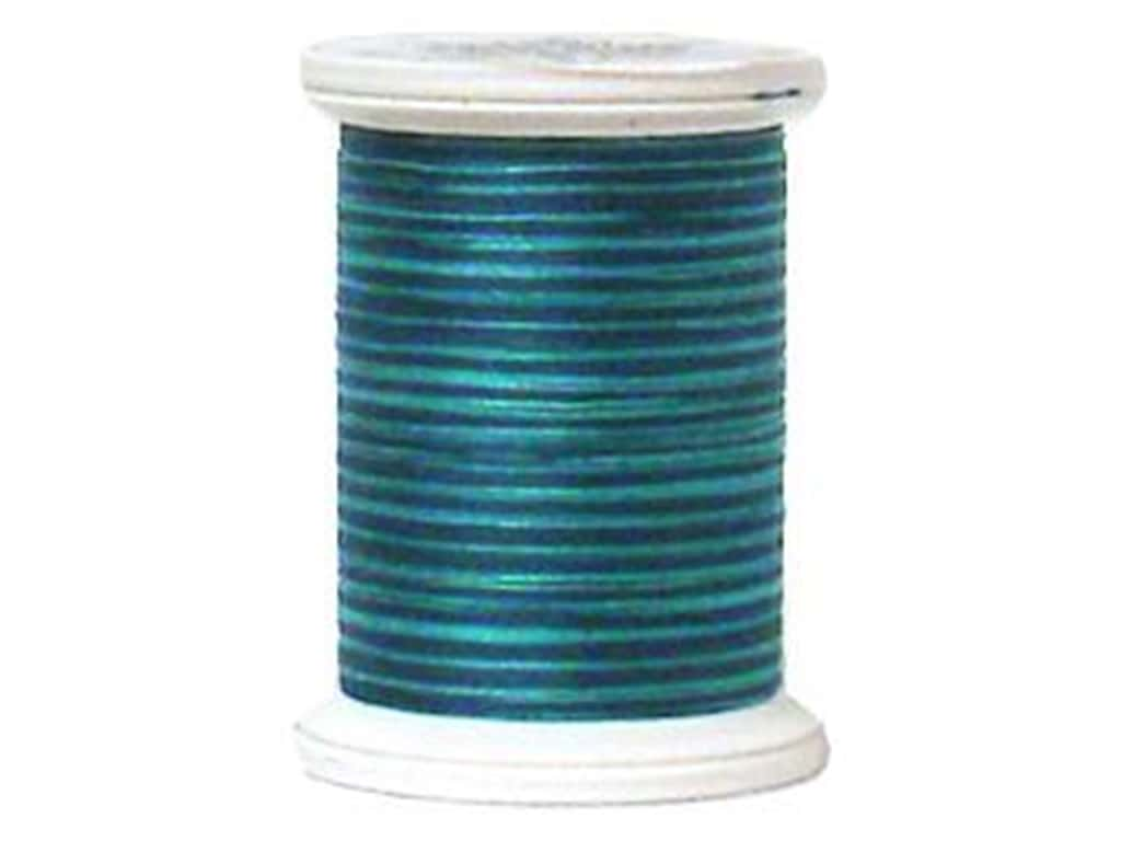 YLI Machine Quilting Thread 500 yd. #024 Teals