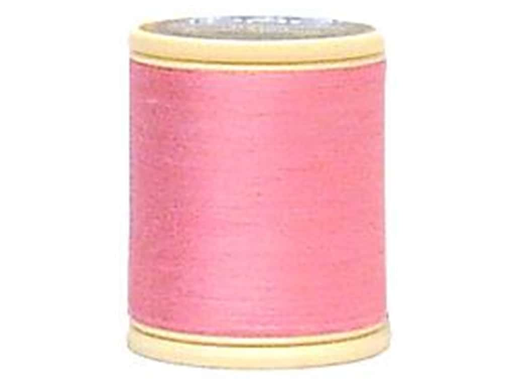 DMC Cotton Machine Embroidery Thread 50 wt. 547 yd. #604 Light Cranberry