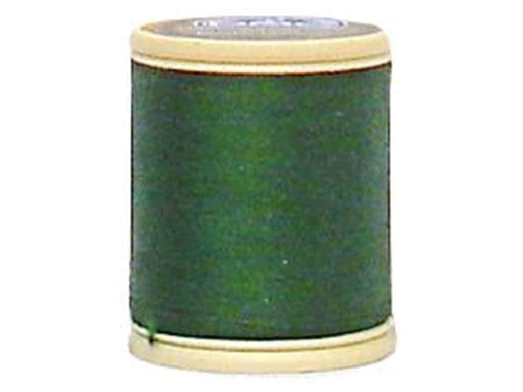 DMC Cotton Machine Embroidery Thread 50 wt. 547 yd. #890 Ultra Dark Pistachio Green