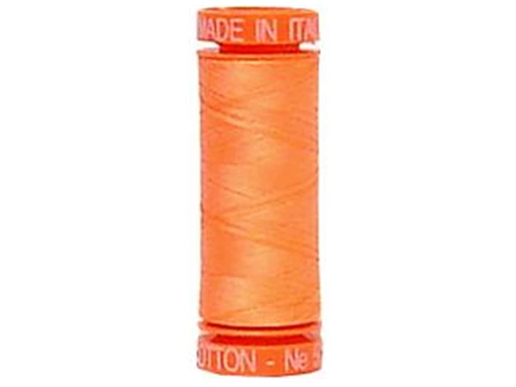 Aurifil Mako Cotton Quilting Thread 50 wt. #2220 Salmon 220 yd.