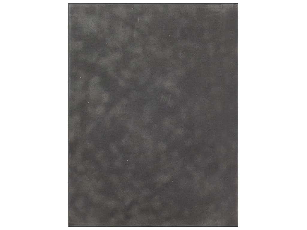 SEI Velvet Paper 8 1/2 x 11 in. Charcoal (12 sheets)