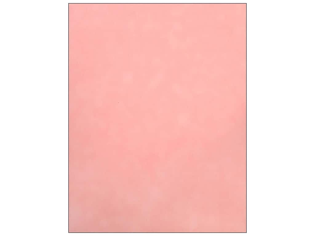 SEI Velvet Paper 8 1/2 x 11 in. Bubblegum (12 sheets)