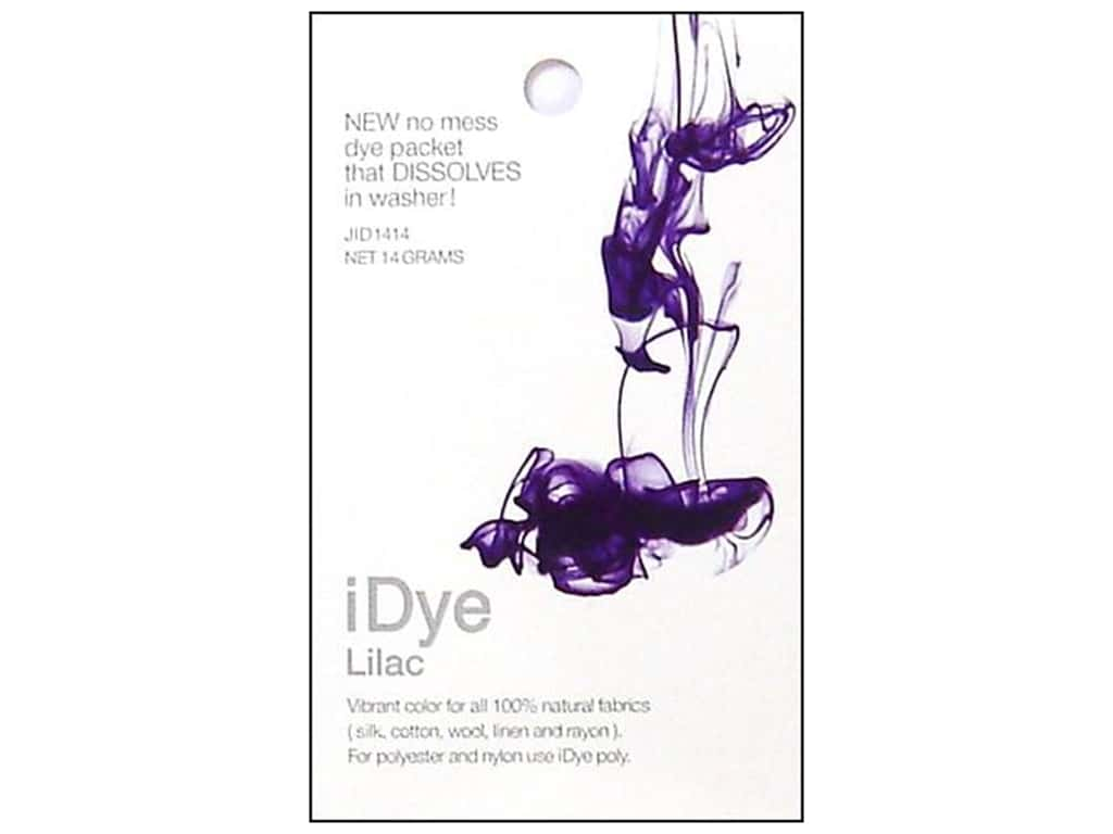 Jacquard iDye for Natural Fabrics Lilac