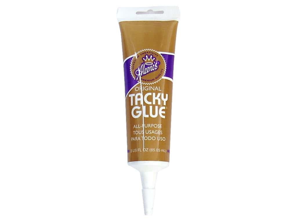 Aleene's Original Tacky Glue 3 oz. Tube