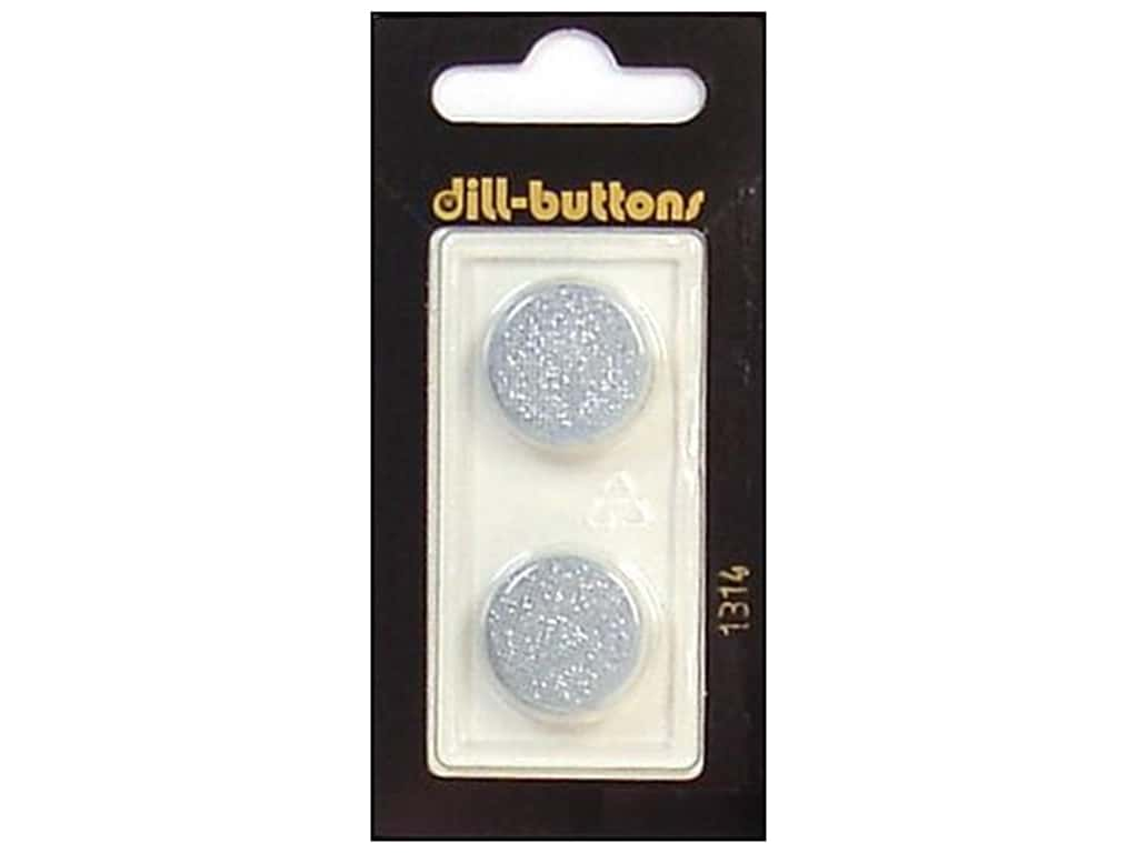 Dill Shank Buttons 11/16 in. Light Blue #1314 2 pc.