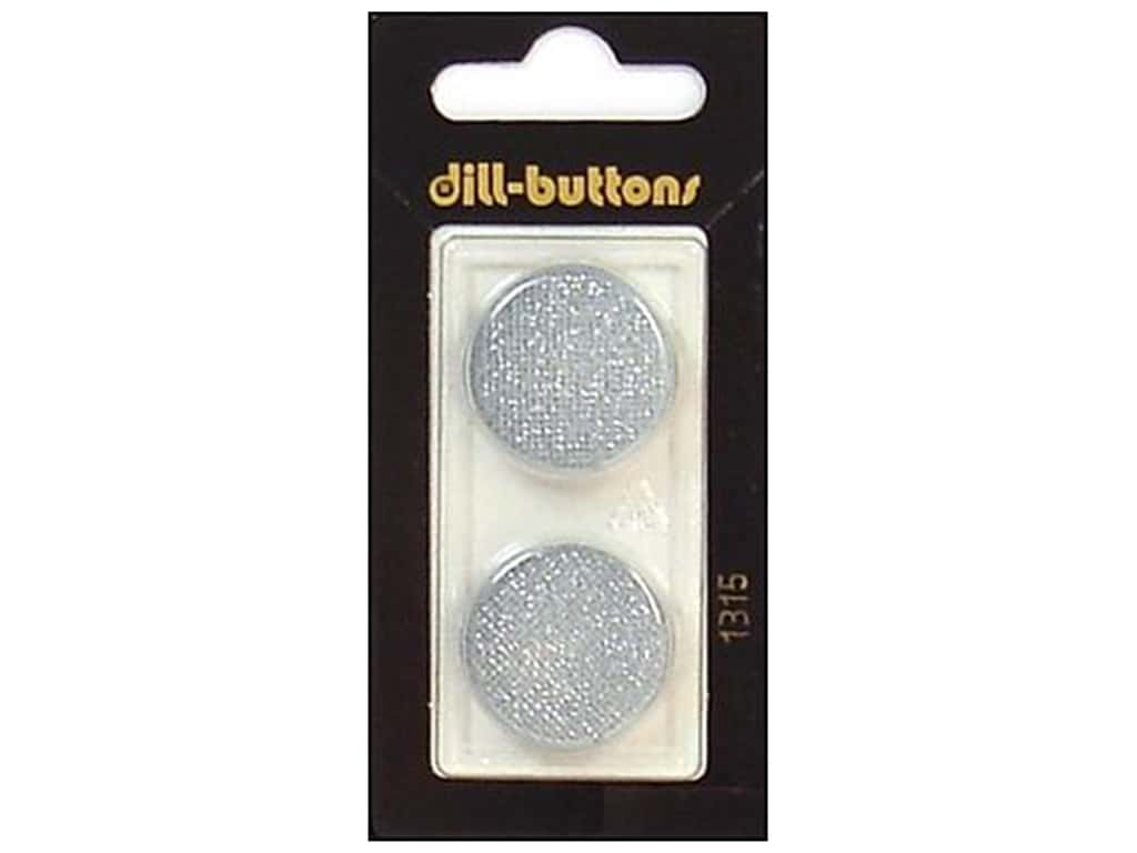 Dill Shank Buttons 7/8 in. Light Blue #1315 2 pc.
