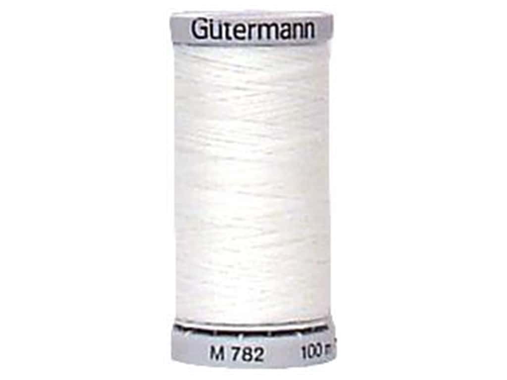 Gutermann Extra Strong Polyester Upholstery Thread 109 yd. Oyster