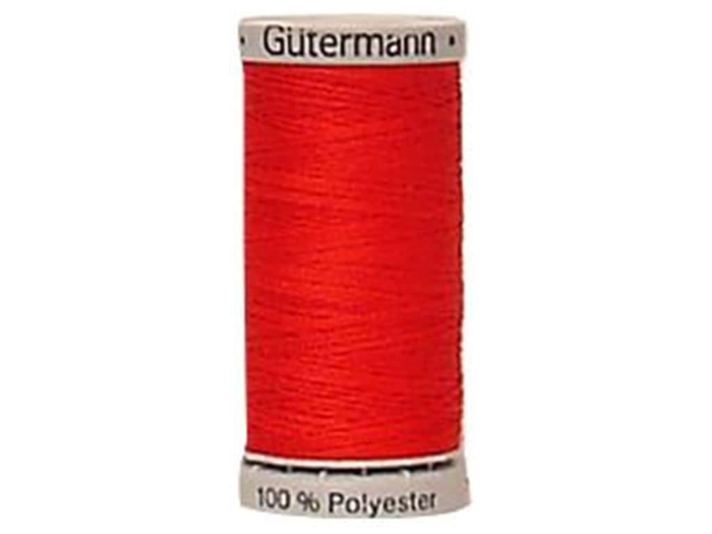 Gutermann Extra Strong Polyester Upholstery Thread 109 yd. Scarlet