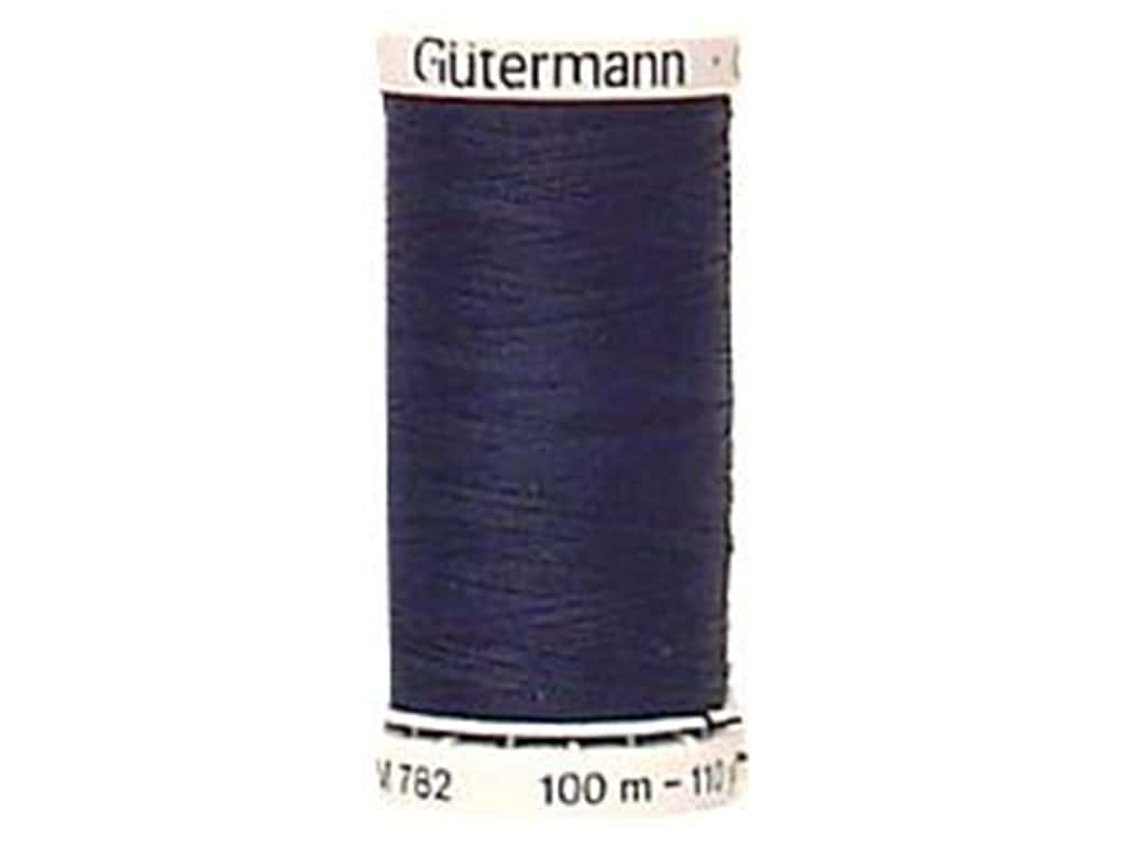 Gutermann Extra Strong Polyester Upholstery Thread 109 yd. Dark Midnight