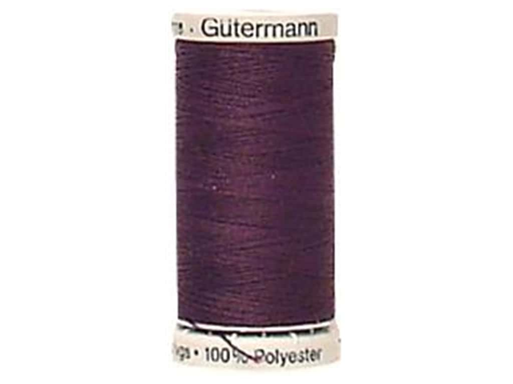Gutermann Extra Strong Polyester Upholstery Thread 109 yd. Plum