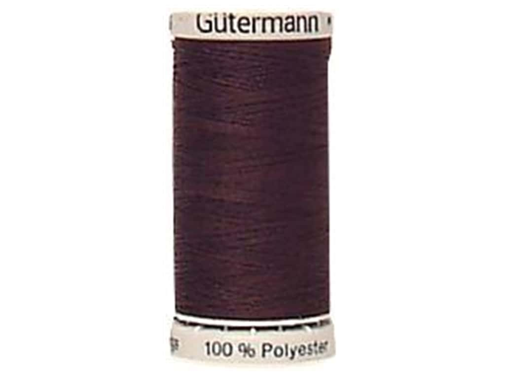 Gutermann Extra Strong Polyester Upholstery Thread 109 yd. Walnut