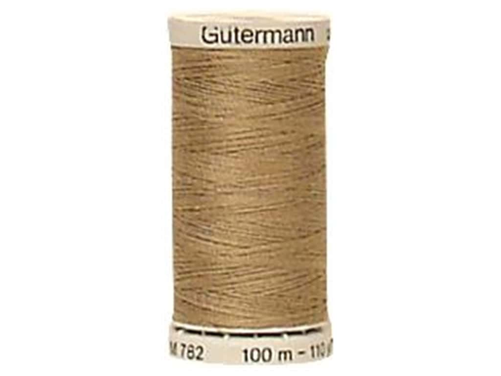 Gutermann Extra Strong Polyester Upholstery Thread 109 yd. Taupe