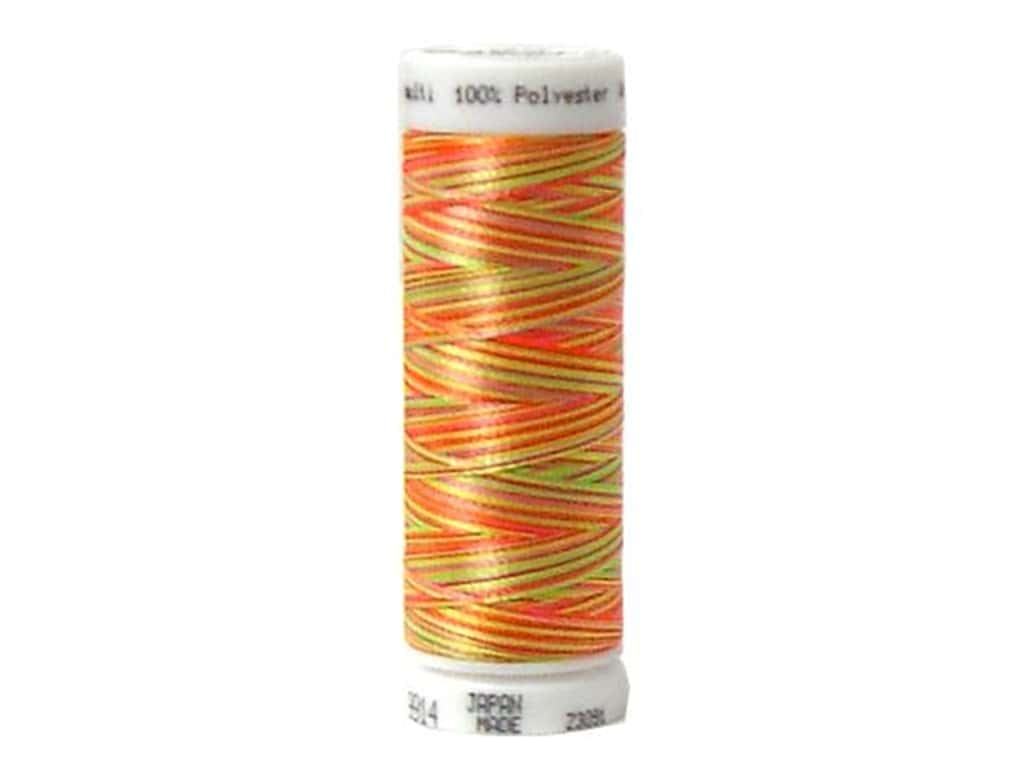 Mettler PolySheen Embroidery Thread 220 yd. #9914 Variegated Sporty Neons