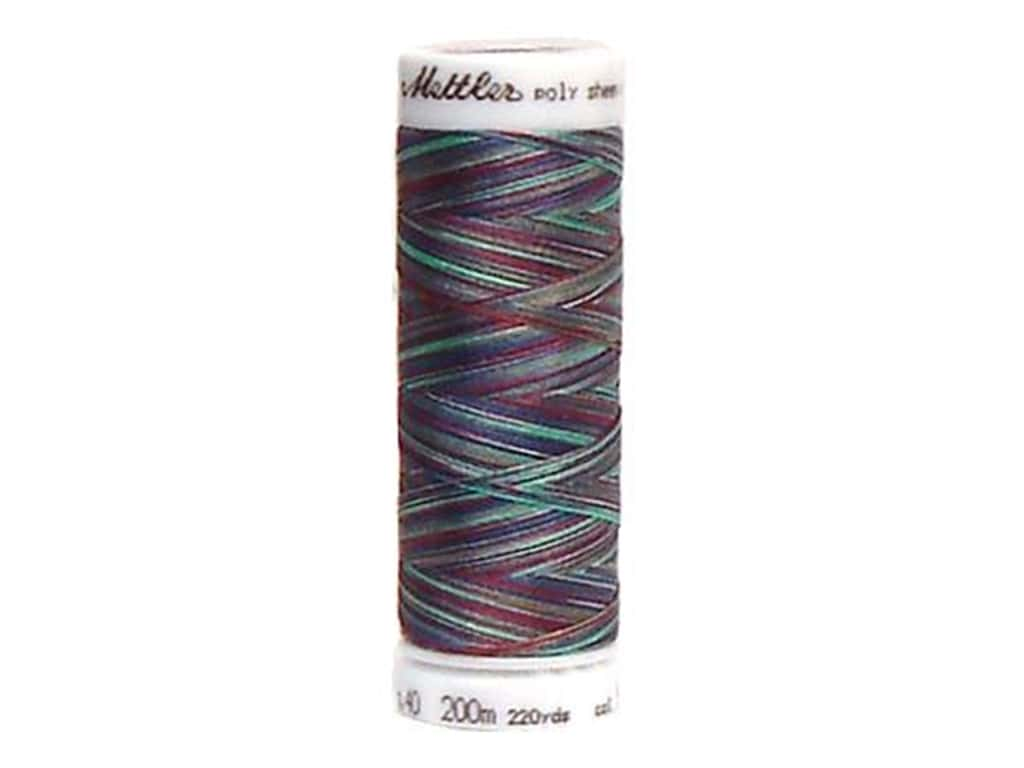 Mettler PolySheen Embroidery Thread 220 yd. #9970 Variegated Royal Gems