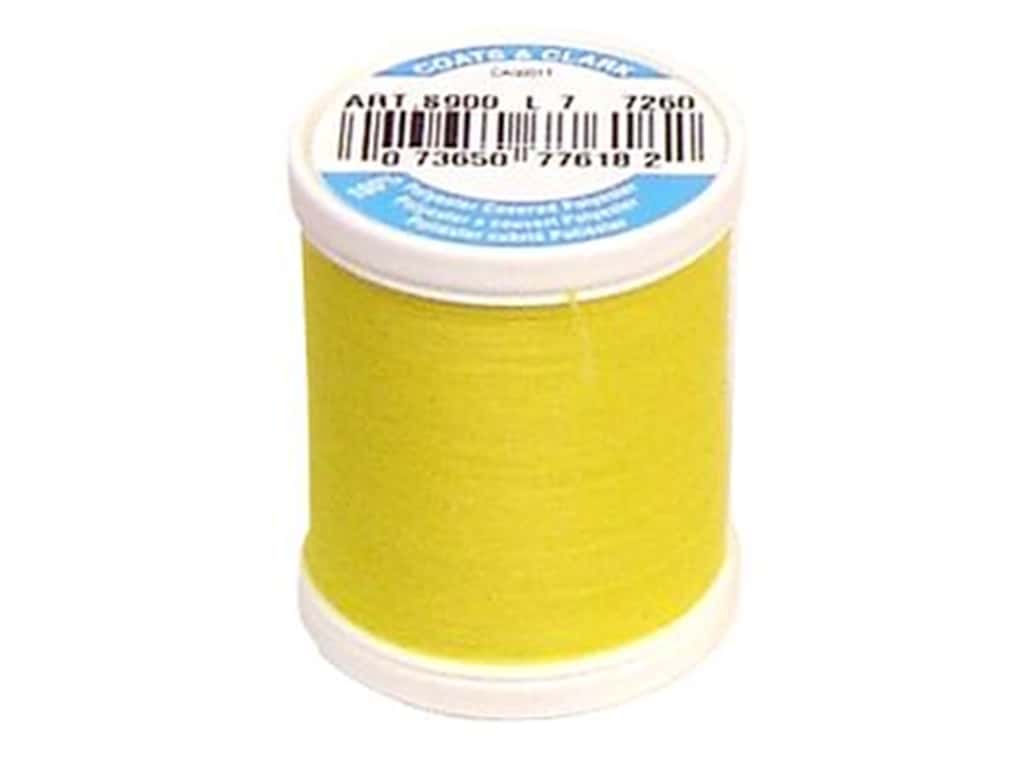 Coats & Clark Dual Duty XP All Purpose Thread 125 yd. #7260 Mimosa