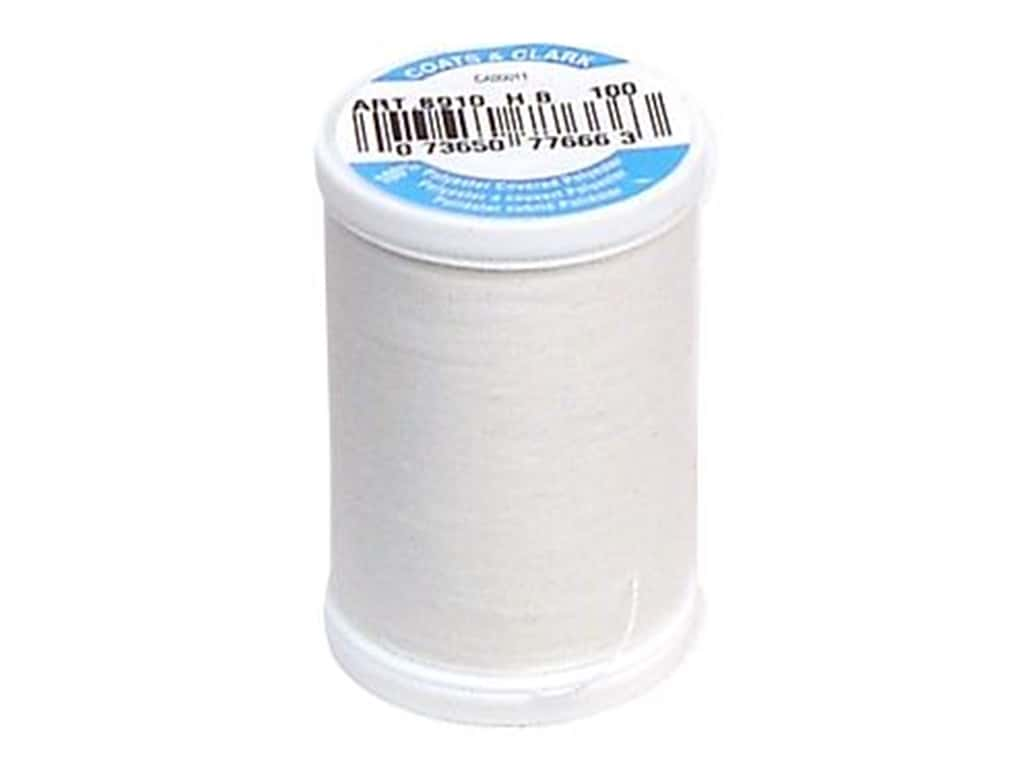 Coats & Clark Dual Duty XP All Purpose Thread 250 yd. #100 White
