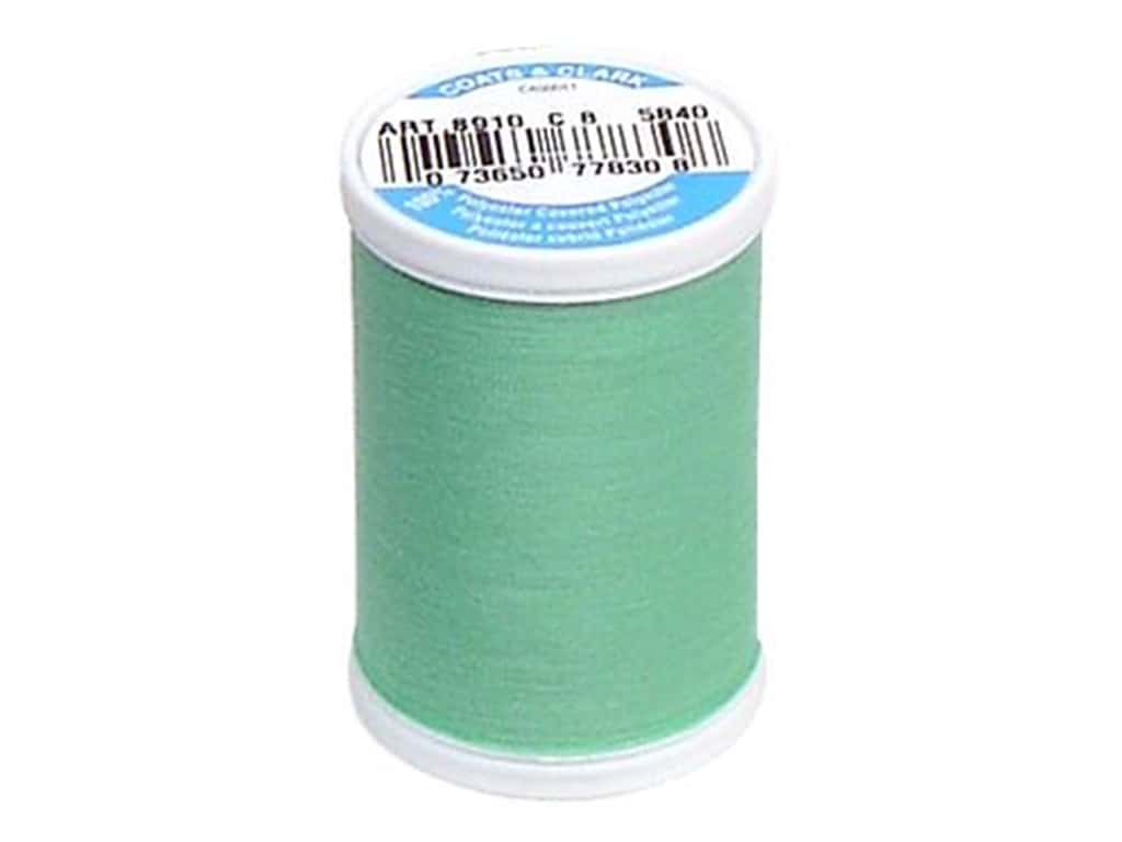 Coats & Clark Dual Duty XP All Purpose Thread 250 yd. #5840 Light Jade