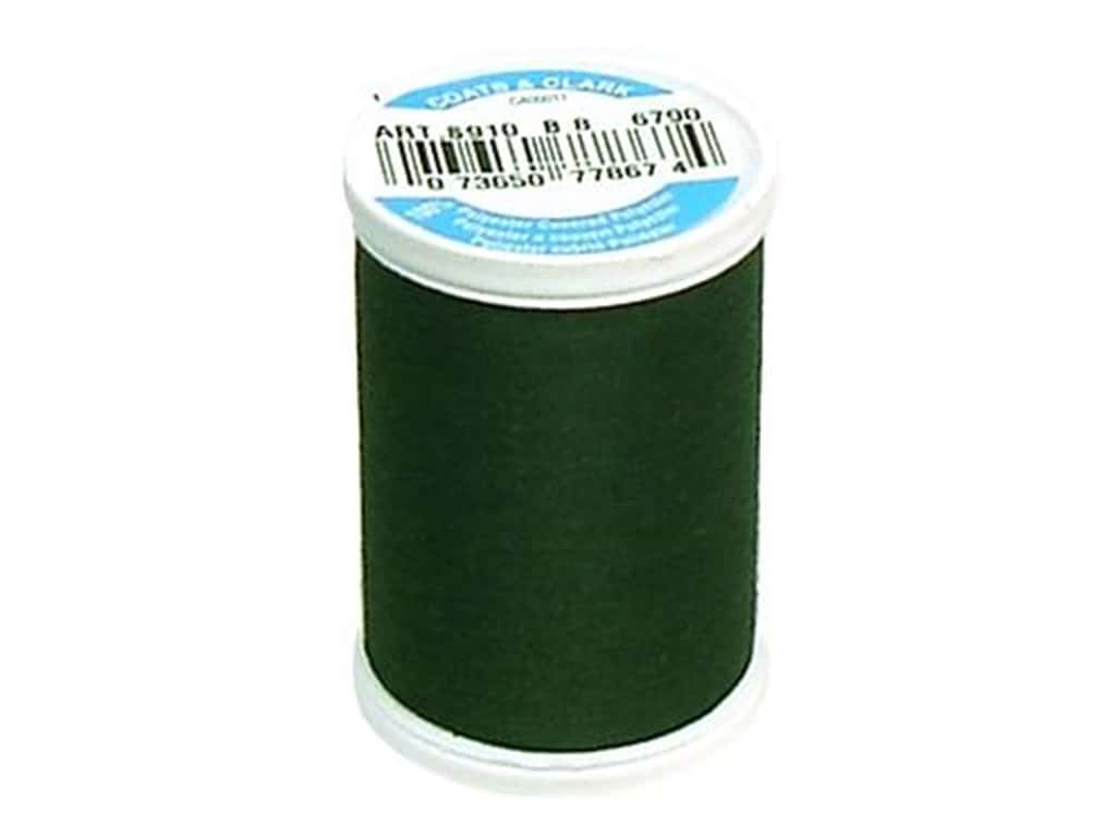 Coats & Clark Dual Duty XP All Purpose Thread 250 yd. #6790 Dark Spinach