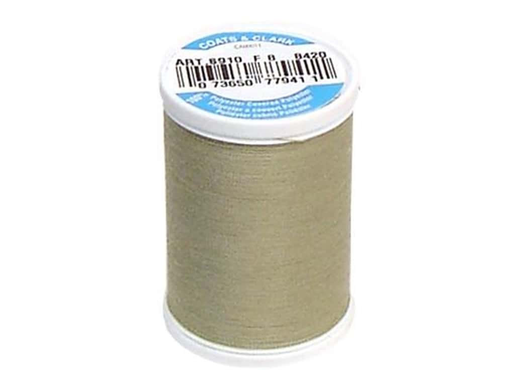 Coats & Clark Dual Duty XP All Purpose Thread 250 yd. Dark Linen