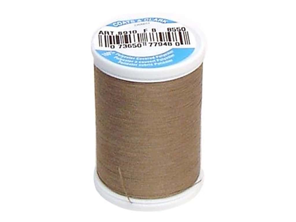 Coats & Clark Dual Duty XP All Purpose Thread 250 yd. #8550 Taupe Clair