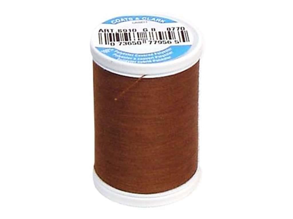 Coats & Clark Dual Duty XP All Purpose Thread 250 yd. #8770 London Tan