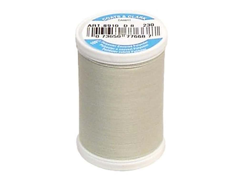Coats & Clark Dual Duty XP All Purpose Thread 250 yd. #230 Silver