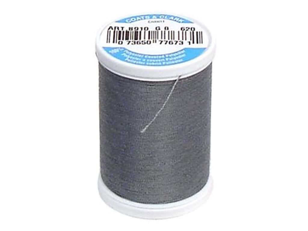 Coats & Clark Dual Duty XP All Purpose Thread 250 yd. #620 Slate