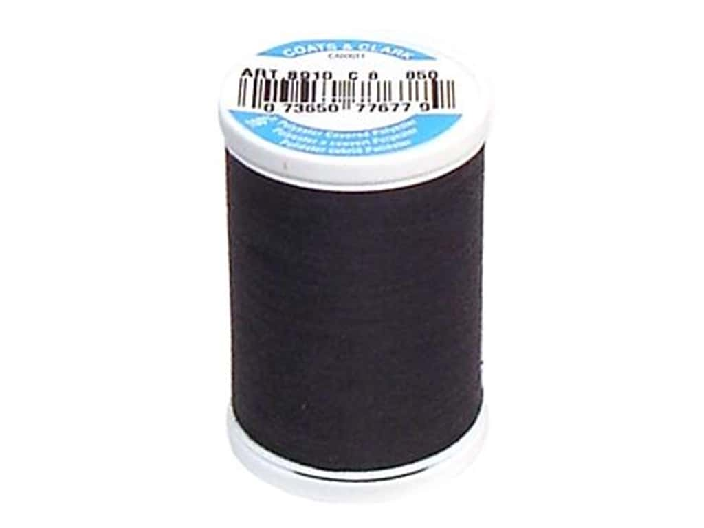 Coats & Clark Dual Duty XP All Purpose Thread 250 yd. #850 Charcoal