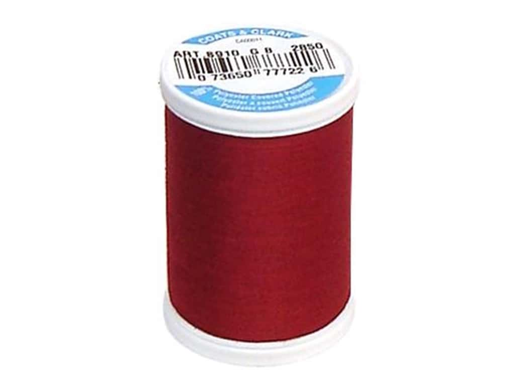 Coats & Clark Dual Duty XP All Purpose Thread 250 yd. #2850 American Beauty