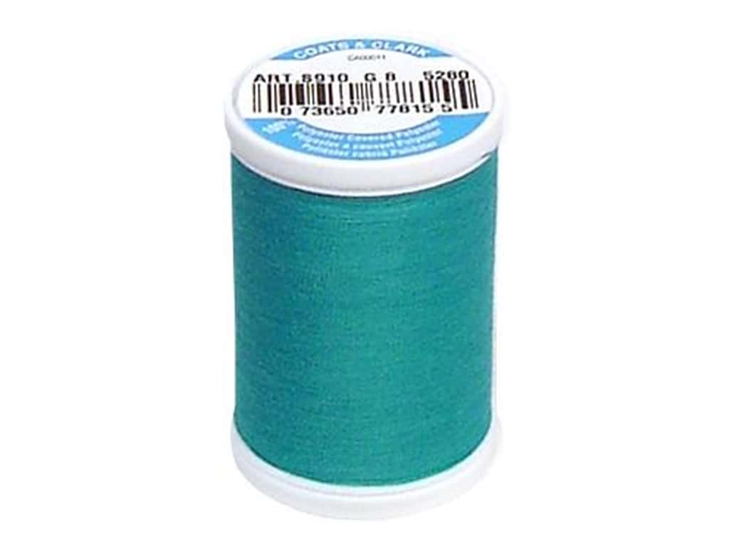 Coats & Clark Dual Duty XP All Purpose Thread 250 yd. #5280 Parrot Blue