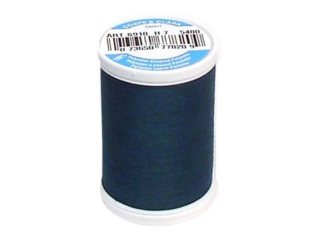 Coats & Clark Dual Duty XP All Purpose Thread 250 yd. #5480 Oriental Teal