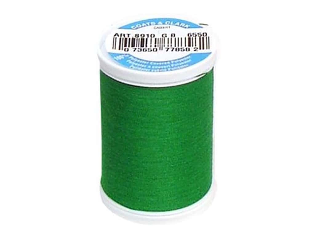 Coats & Clark Dual Duty XP All Purpose Thread 250 yd. #6550 Kerry Green