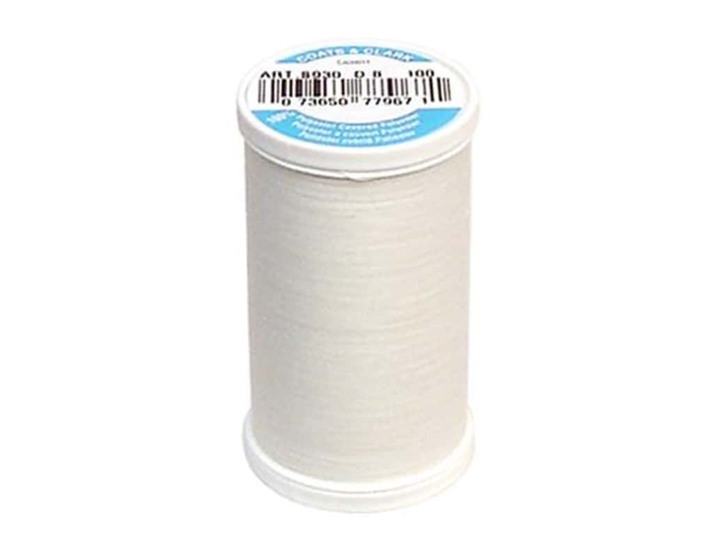 Coats & Clark Dual Duty XP All Purpose Thread  500 yd. #100 White