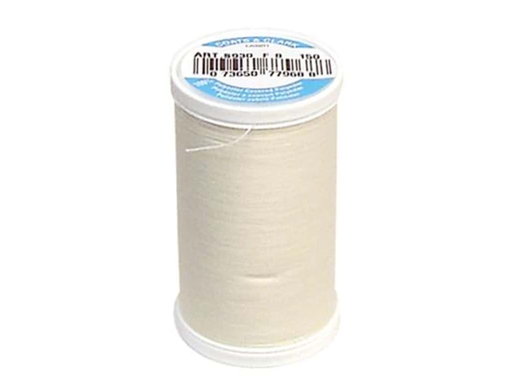 Coats & Clark Dual Duty XP All Purpose Thread  500 yd. #150 Winter White