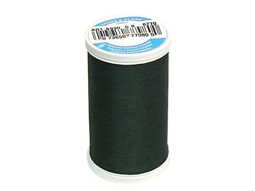 Coats & Clark Dual Duty XP All Purpose Thread  500 yd. #6770 Forest Green