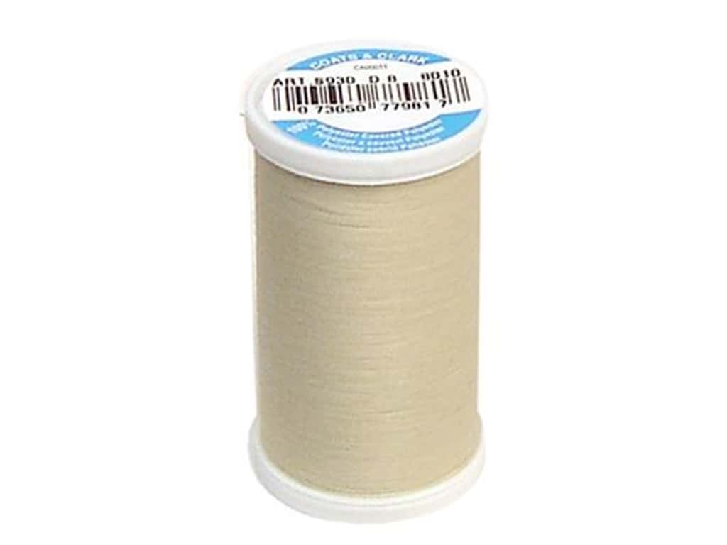 Coats & Clark Dual Duty XP All Purpose Thread  500 yd. #8010 Natural