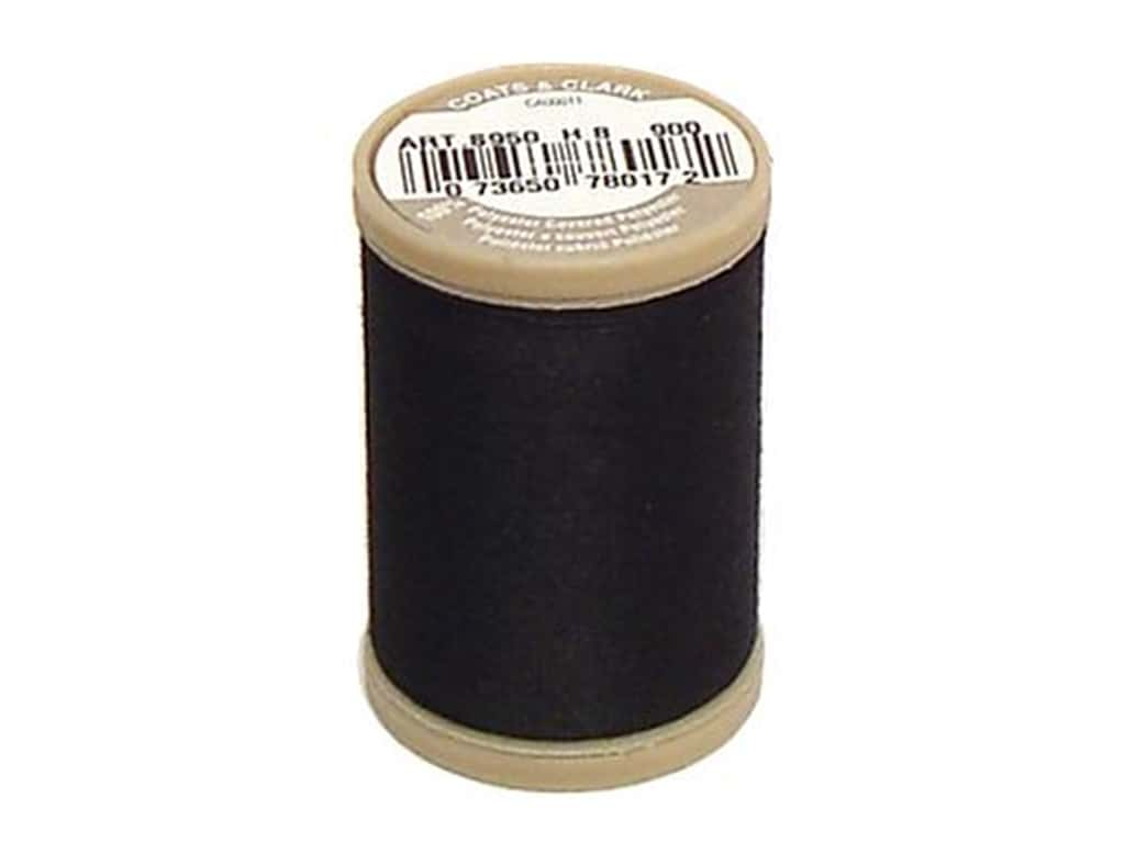 Coats & Clark Dual Duty XP Heavy Thread 125 yd. #900 Black