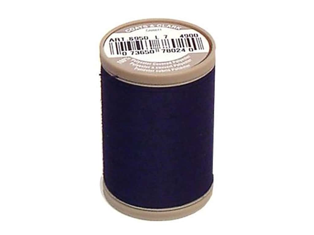 Coats & Clark Dual Duty XP Heavy Thread 125 yd. #4900 Navy