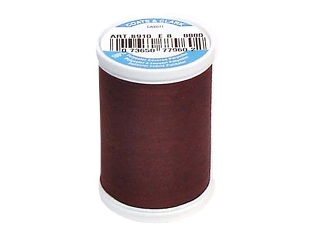 Coats & Clark Dual Duty XP All Purpose Thread 250 yd. #8880 Cherry Mahogany