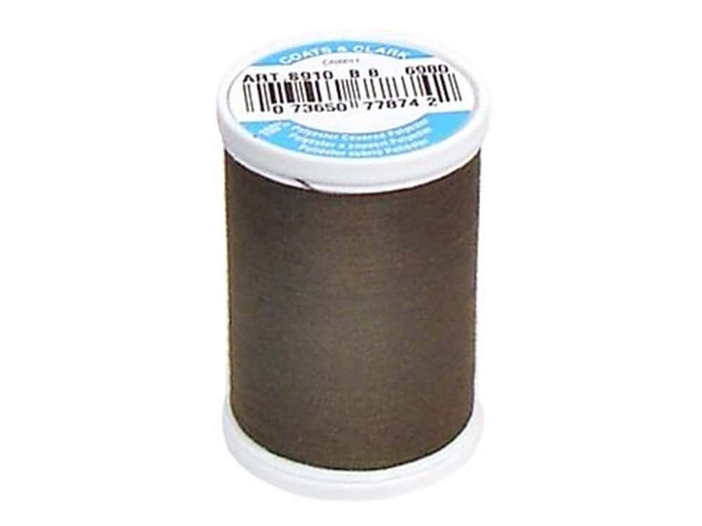 Coats & Clark Dual Duty XP All Purpose Thread 250 yd. #6980 Olivenite