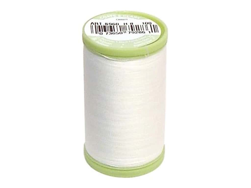 Dual Duty Plus Hand Quilting Thread 325 yd. #0100 White