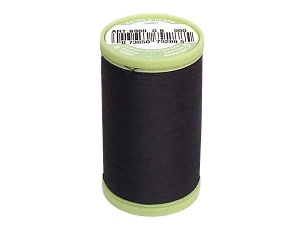 Dual Duty Plus Hand Quilting Thread 325 yd. #0900 Black