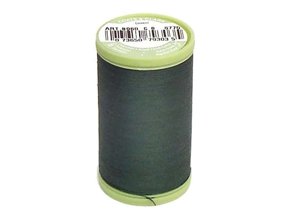 Dual Duty Plus Hand Quilting Thread 325 yd. - #6770 Forest Green